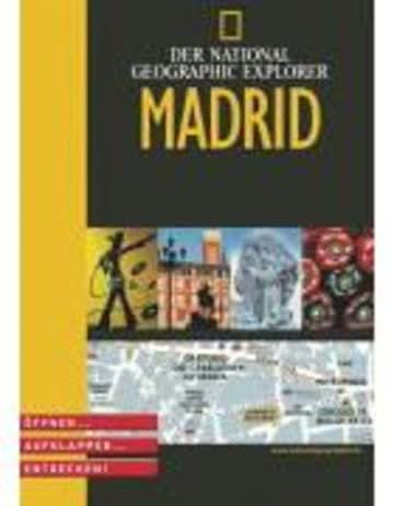 National Geographic Walker. Madrid.