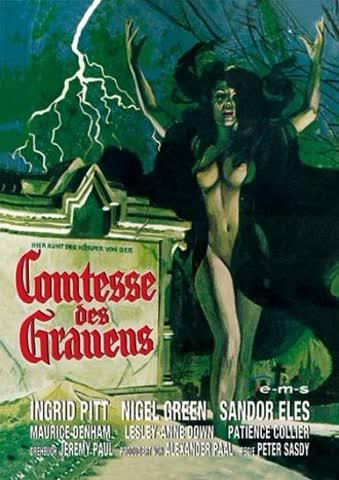 Comtesse des Grauens (British Horror Classics 1)