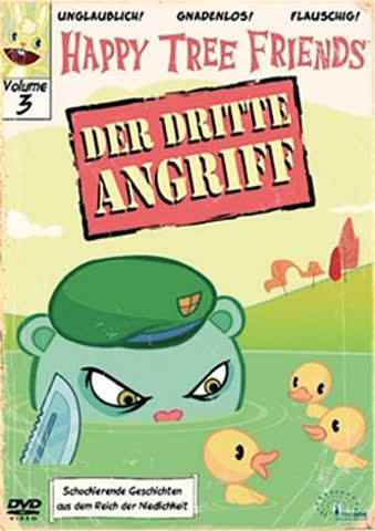 Happy Tree Friends, Vol. 3 : Der dritte Angriff