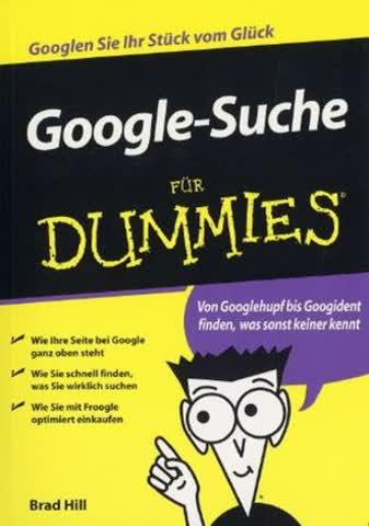 Google-Suche für Dummies