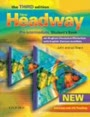 New Headway Pre-Intermediate, German Edition - Student's Book mit zweisprachiger Vokabelliste