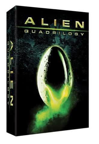 Alien Quadrilogy (9 DVDs)