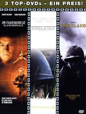 Moderne Kriegsfilme - Box-Set [3 DVDs]