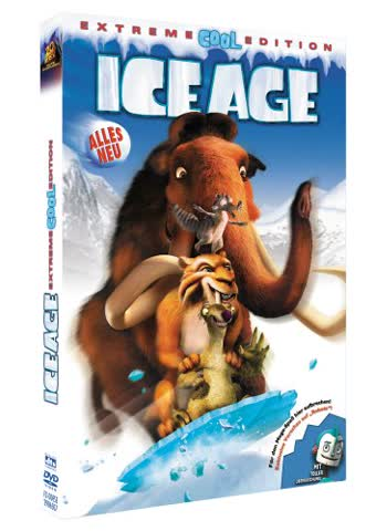 Ice Age (Extreme Cool Edition) [2 DVDs]