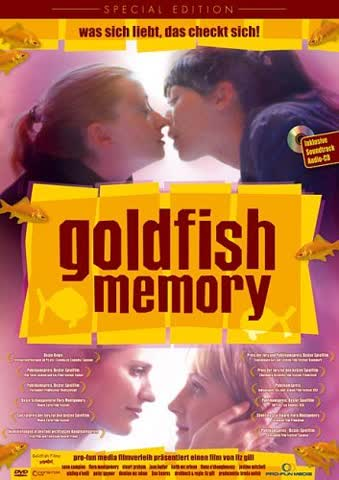 Goldfish Memory (Special Edition) DVD + Soundtrack-CD [Special Edition] [Special Edition]
