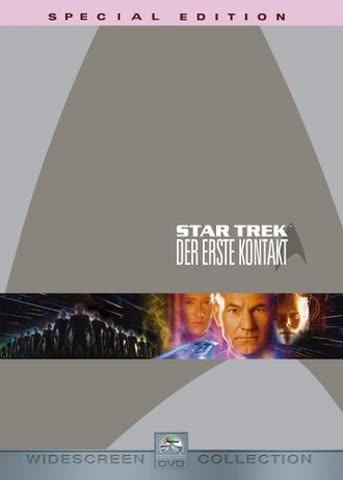 Star Trek 08 - Der erste Kontakt [Special Edition] [2 DVDs]