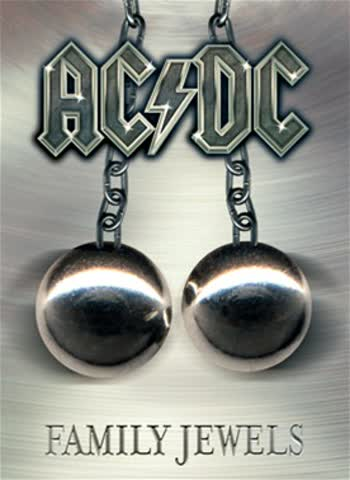 AC/DC - Family Jewels [2 DVDs]