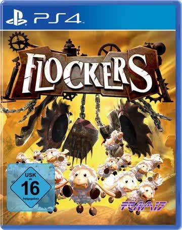 Flockers - [Playstation 4]