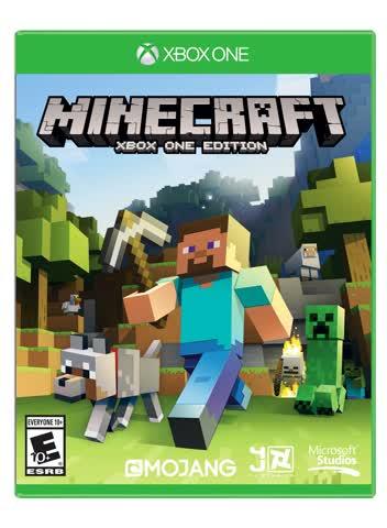 Minecraft XB-One AT [German Version]