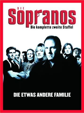 Sopranos - Staffel 2