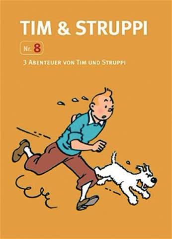 Tim & Struppi, Nr. 8
