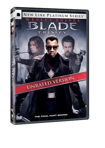 Blade: Trinity [DVD] [Import]