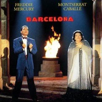 Freddie Mercury - Barcelona