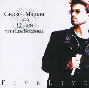 George Michael - Five Live EP