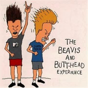 Beavis & Butt-Head - The Beavis & Butt-Head Experie