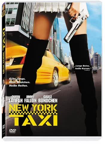 DVD NEW YORK TAXI