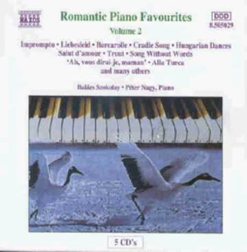 Nagy/Szokolay - Klavier Romantische Klavier Stuecke Vol 2