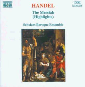 Scholars Baroque Ens - Messias (Höhepunkte)