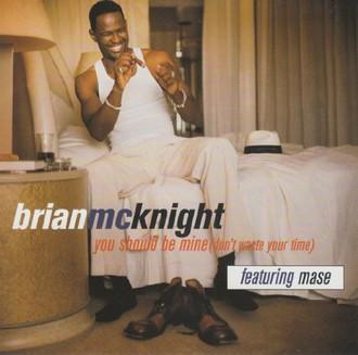 Brian Mcknight - You Should Be Mine/Cds