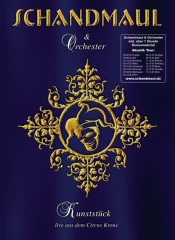 Schandmaul & Orchester - Kunststück: Live aus dem Circus Krone