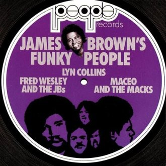 Various - J.B.'S Funky People