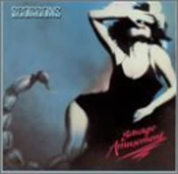 The Scorpions - Savage Amusement