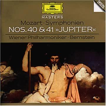 Leonard Bernstein - Masters - Mozart