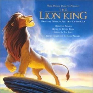 Elton John - Lion King [2004 Version]