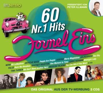 Various - Formel Eins 60 Nr.1 Hits (Best Of)