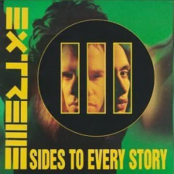 Extreme - III Sides to Every Story (Jewel Box)