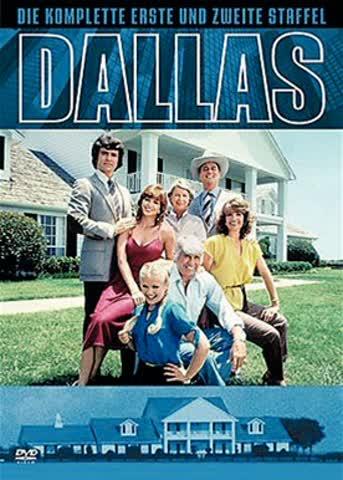 Dallas - Staffel 1+2