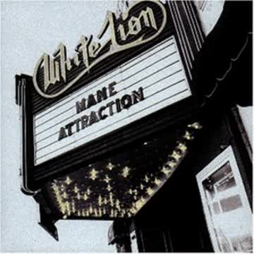 White Lion - Mane Attraction
