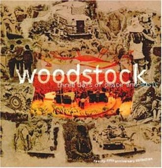 Various - Woodstock-Three Days of Peace and Music