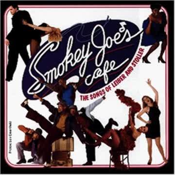 Original Broadway Cast 1995 - Smokey Joe S Cafe