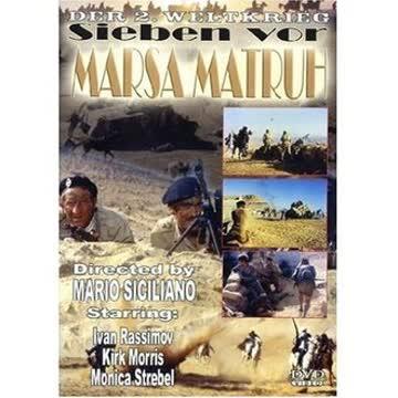 Sieben vor Marsa Matruh