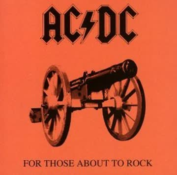 Ac/Dc - For Those About to Rock (Remastered)