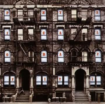 Led Zeppelin - Physical Graffitti