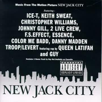 Original Soundtrack - New Jack City [+1 Bonus]