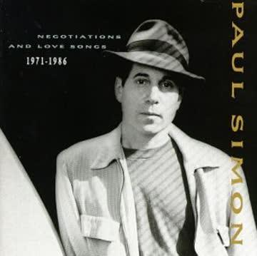 Paul Simon - Negotiations & Love Songs