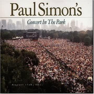 Paul Simon - Concert In The Park