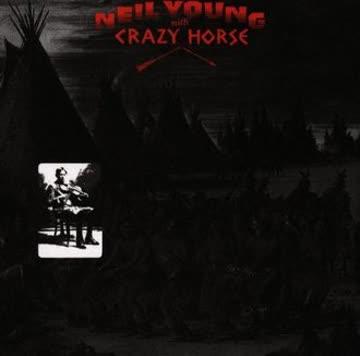 Neil Young & Crazy Horse - Broken Arrow