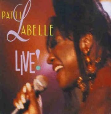Patti Labelle - Live at the Apollo