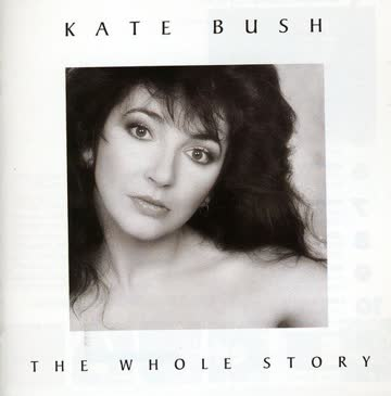 Kate Bush - The Whole Story - Best Of