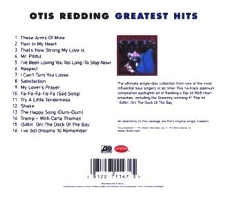 Otis Redding - The verry best of Otis Redding