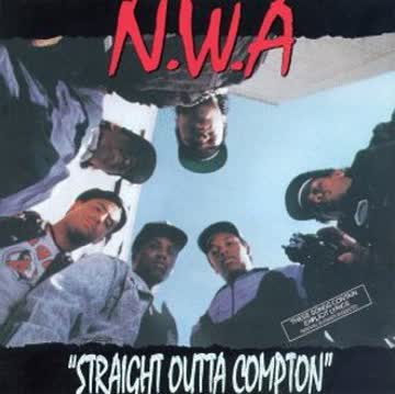 N.W.A - Straight Outta Compton [UK-Import]