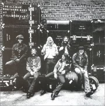 Allman Brothers Band - Live At The Fillmore East