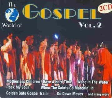 Sampler - The World Of Gospel - Vol.2
