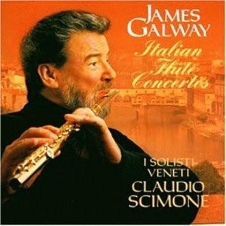 James Galway - Italienische Flötenkonzerte