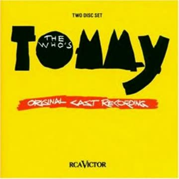 The Who - Townshend: The Who's Tommy (Gesamtaufnahme, engl.)
