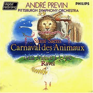 Pittsburgh Symphony Orchestra - St. Saens Karneval Previn